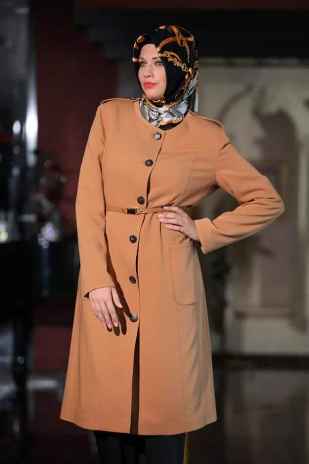 New-Hijab-Trends 18 Popular Hijab Fashion Ideas for Plus Size Women