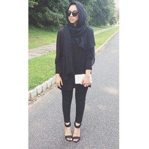 Paki-Street-style1 18 Chic Pakistan Street Style Fashion Ideas to Follow