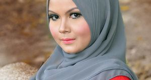 Popular hijab style