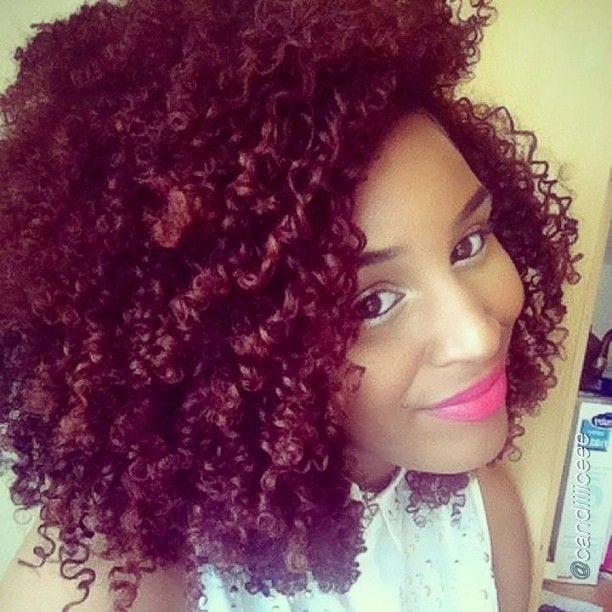 Enjoyable Top 13 Cute Purple Hairstyles For Black Girls This Season Hairstyles For Women Draintrainus