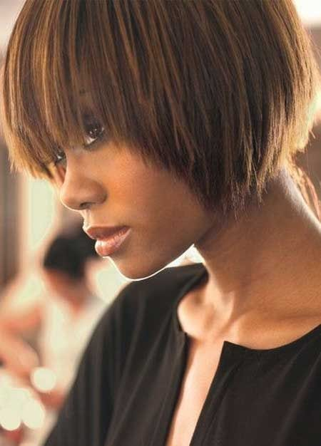 Short HairCut For Black Girls