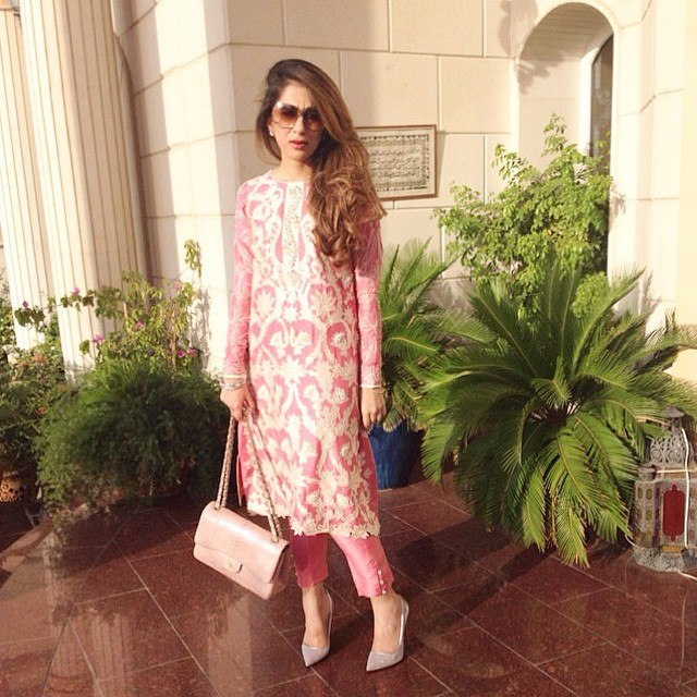Stylish-Pakistani-Girls-Style 18 Chic Pakistan Street Style Fashion Ideas to Follow