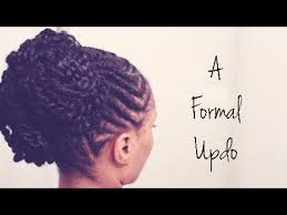 Updos For Black Girls