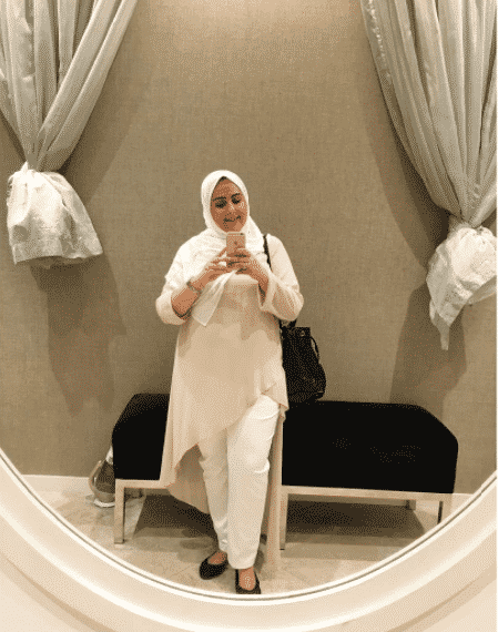 asymmetrical-abayas-for-curvy-girls 18 Popular Hijab Fashion Ideas for Plus Size Women
