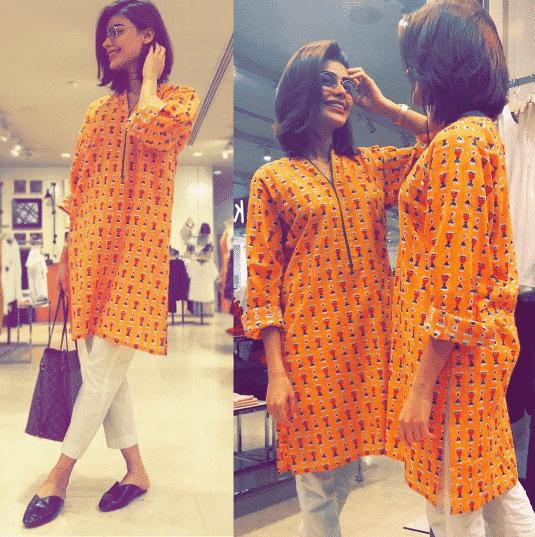 pakistani-street-style-for-women-1 18 Chic Pakistan Street Style Fashion Ideas to Follow
