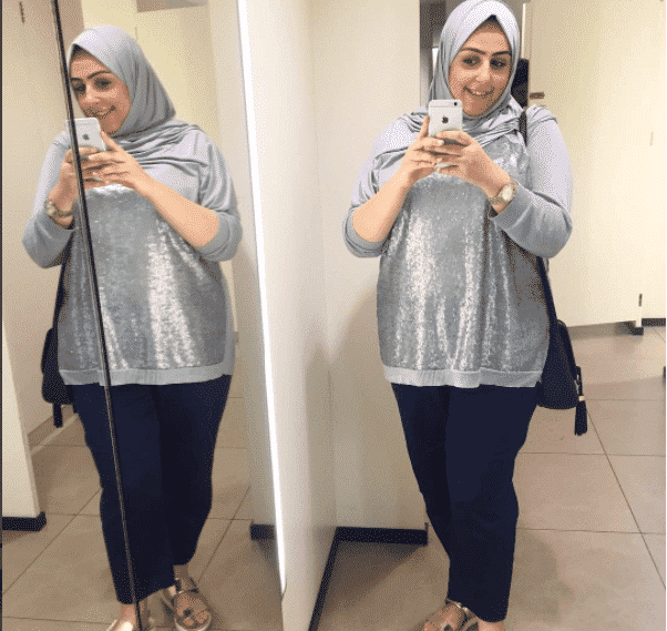 18 Popular Hijab Fashion Ideas for Plus Size Women