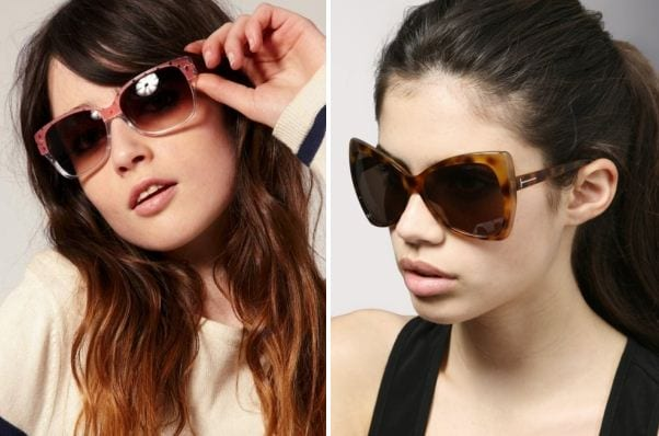 2015 sunglasses trends teenage girls