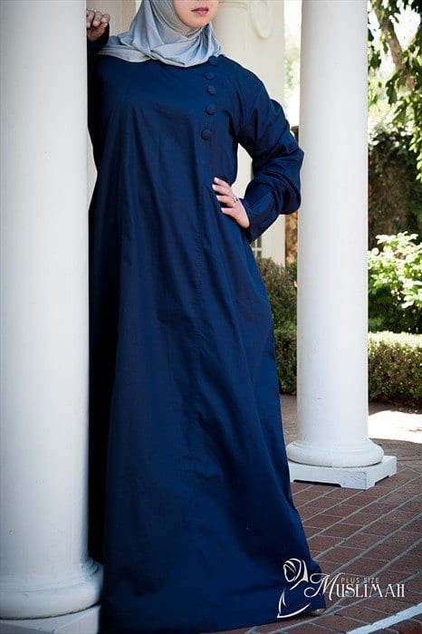 Abaya For Fat women