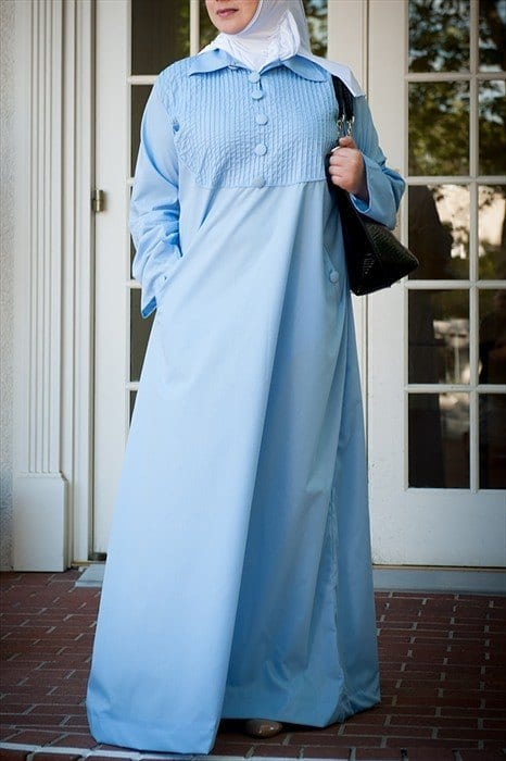 Abaya Outfits For Fat women