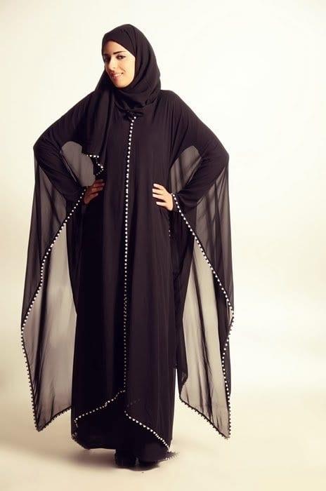 Alkaram Abaya Designs