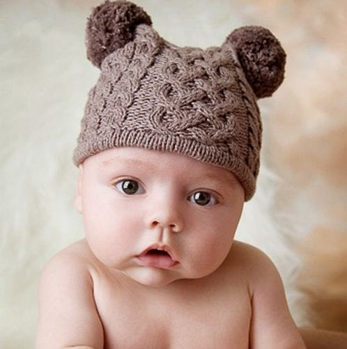 Cute Beanie Hats Babies Amazing Crochet Patterns