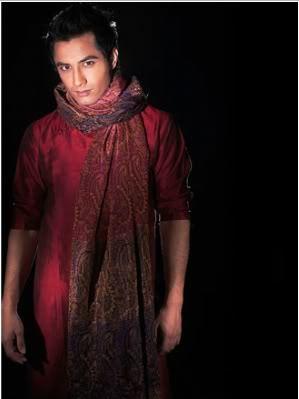 Celebrities-Groom-Mehndi-dresses 12 Stylish Pakistani Groom Mehndi Dresses for This Season