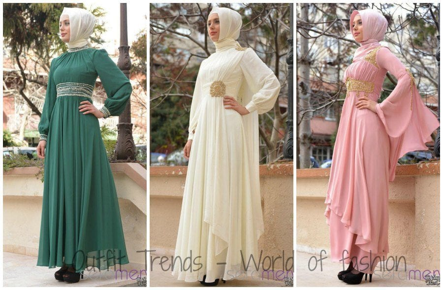 Colorfull Abayas
