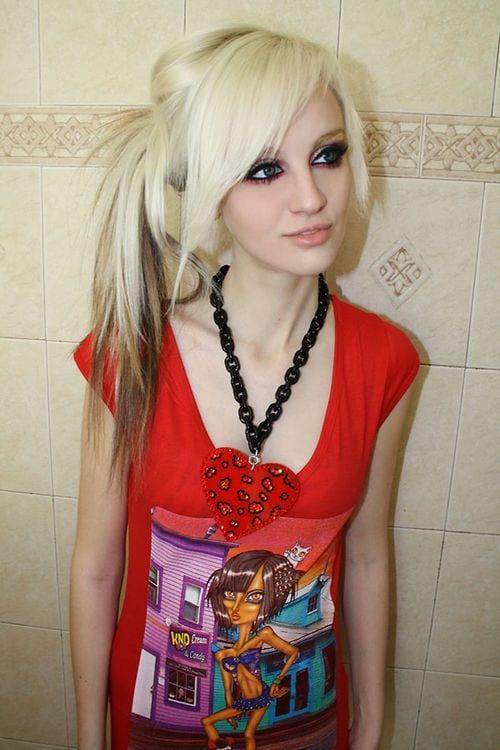 Cute hairstyles for teenage girls