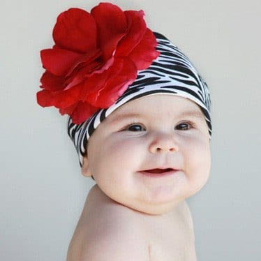 Cute infant hats