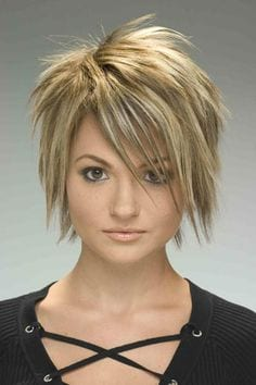 Funky-Short-Haircuts 45+ Funky Hairstyles for Teenage Girls To Try This season