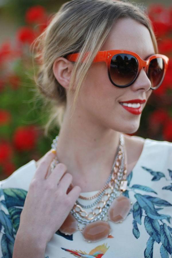 Funky-Sunglasses-teenage-girls 14 Most Stylish Sunglasses for Teenage Girls This Season