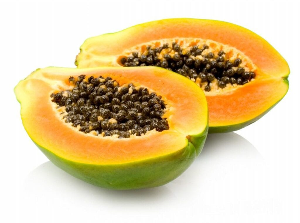 Green-Papaya-for-skin-1024x762 How to Cure Acne Naturally? 5 Simple Homemade Acne Remedies