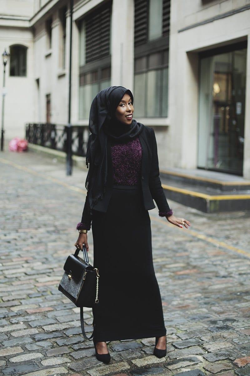 14 popular hijab street style fashion ideas this season. Black Bedroom Furniture Sets. Home Design Ideas