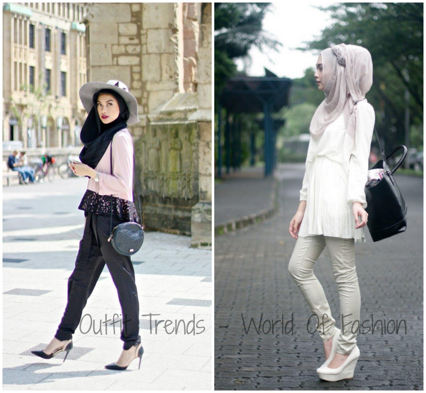 Fashion Hijab Styles