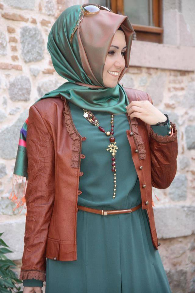 Turkish hijab style authoritative