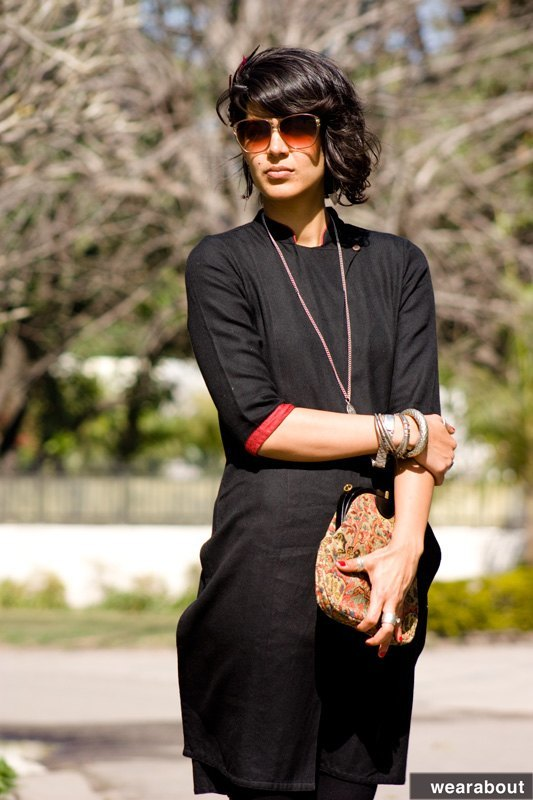 Indian-Street-style-fashion 15 Stylish Indian Street style Fashion Ideas for Women