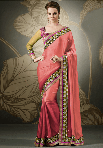 Indian-saree-designs 14 Most Elegant Saree Designs - Saree Wearing Tips and Ideas