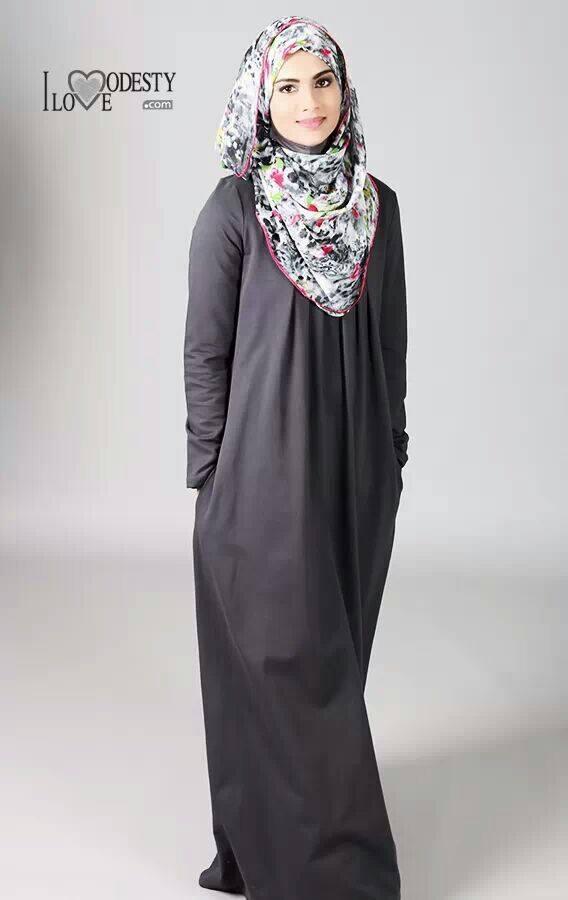 Modest Abaya Style