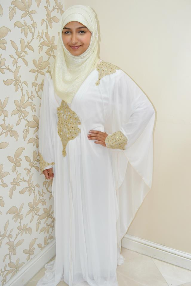 Muslim Girls Wedding Dresses