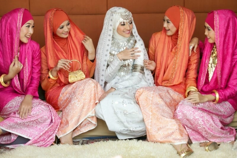 Muslim wedding pictures ideas