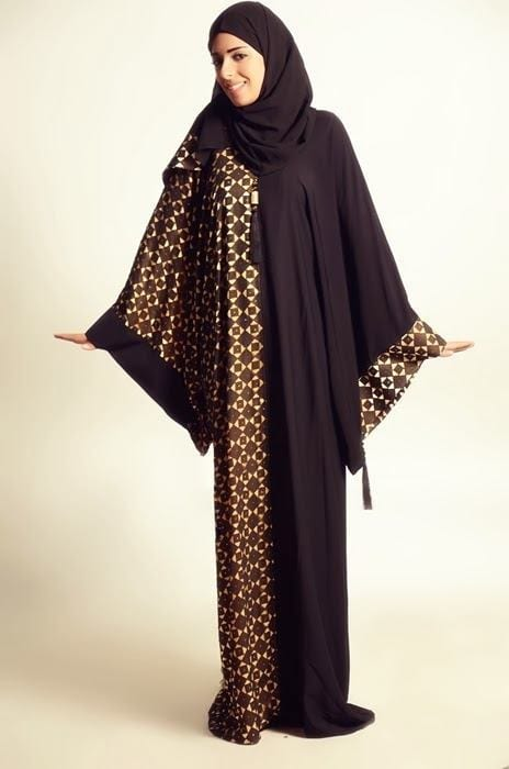 Pakistani Abaya Designs
