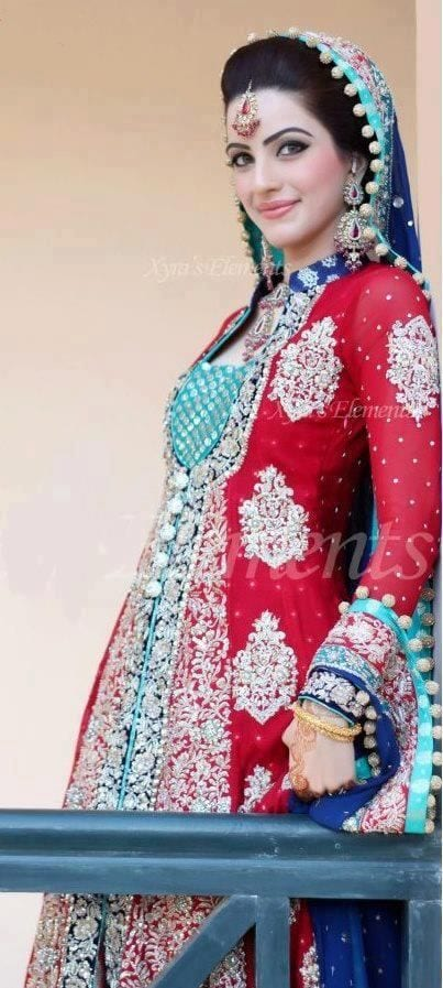 Pakistani Bridal Wear Suits