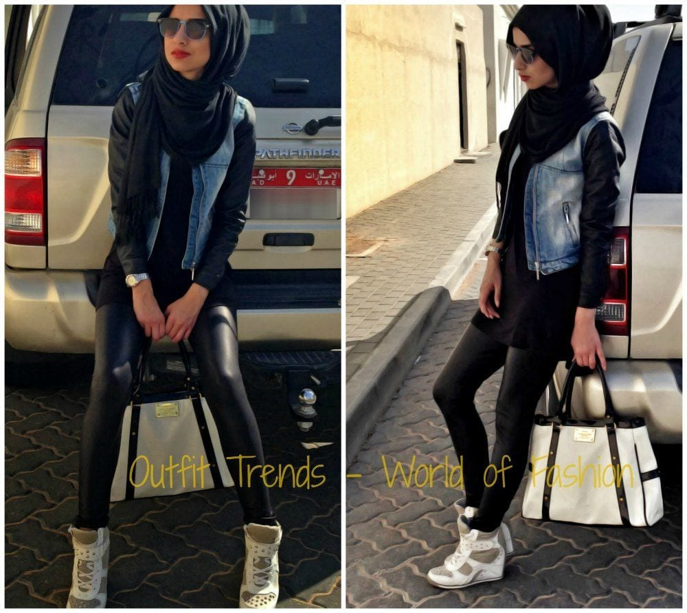 2017 fashion accessory trends - Funky Hijab Style 16 Cool Ideas To Wear Hijab For Funky Look