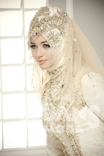 Stylish Hijab Wedding