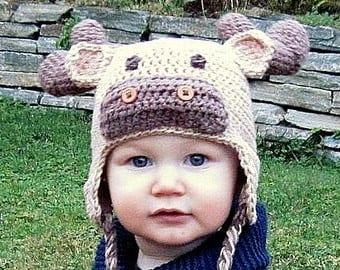 crochet-hat-patterns-for-kids Cute Beanie Hats for Babies-17 Amazing Crochet Hats Patterns
