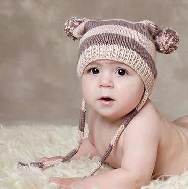 crochet-hats-for-kids-free-patterns Cute Beanie Hats for Babies-17 Amazing Crochet Hats Patterns