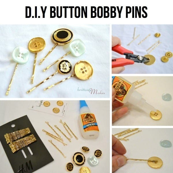 diy Hijab bobby pins tutorials