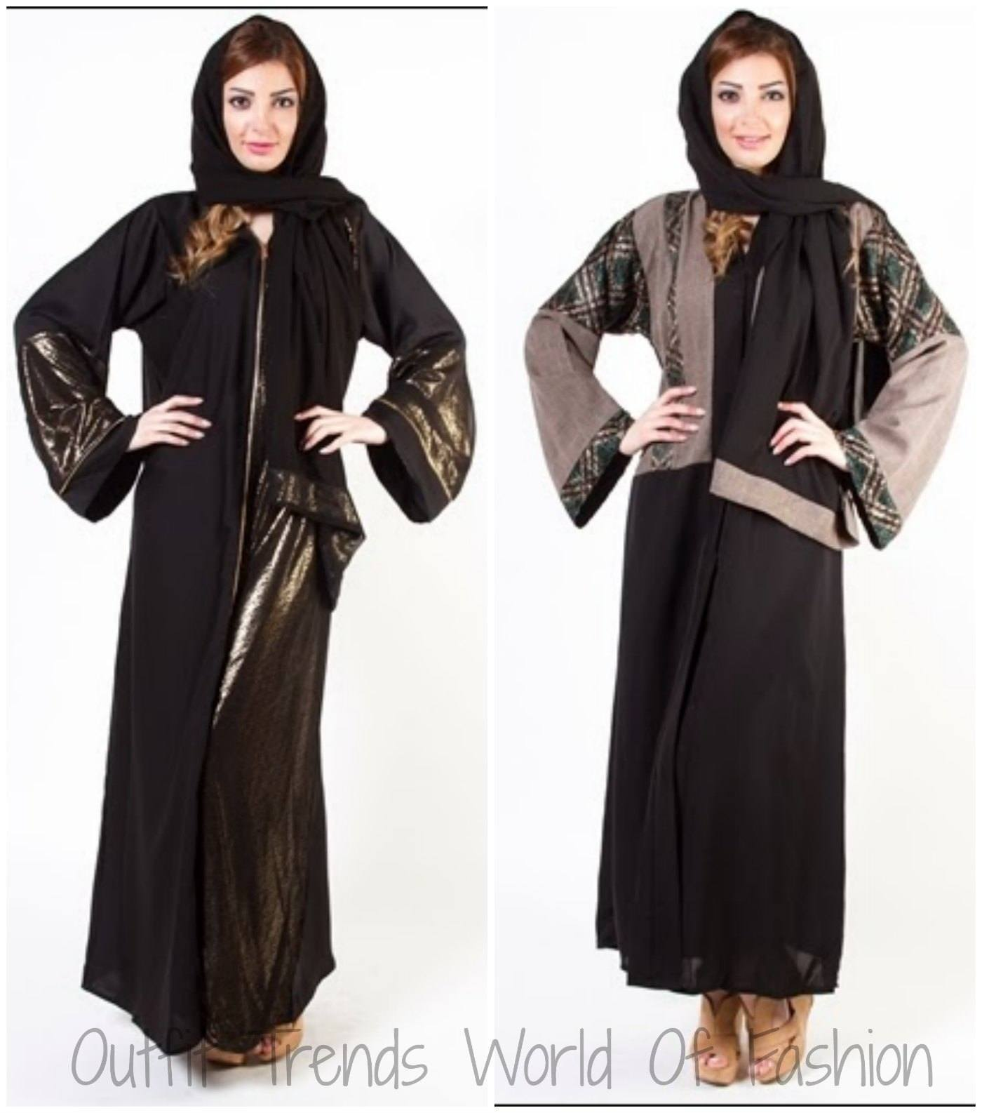 embroidery abaya designs