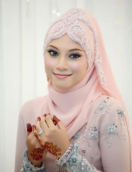 latest fashion in islamic weddings