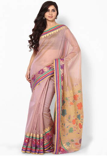 see-through-sarees 14 Most Elegant Saree Designs - Saree Wearing Tips and Ideas