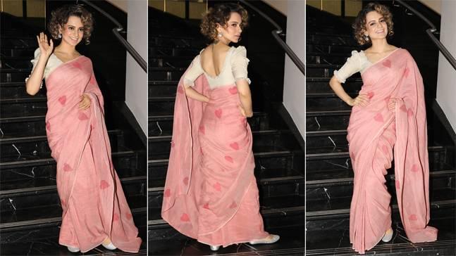 valentine-day-saree 14 Most Elegant Saree Designs - Saree Wearing Tips and Ideas