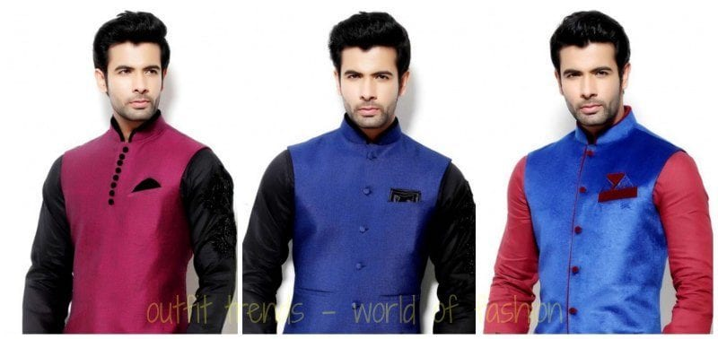 waistcoat-shalwar-kameez-matching-combinations 12 Men's Stylish shalwar Kammez Waistcoats Combinations