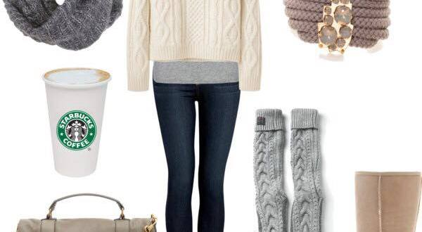 Cute Winter Outfits Teenage Girls-18 Hot Winter Fashion Ideas