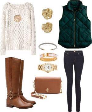 Cute Clothes For Teens 2014 winter outfits with long boots
