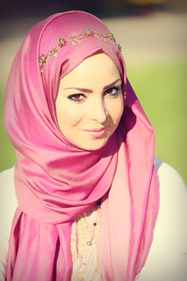 329b7852cfeaef57d9956b3042f32335 Hijab Accessories-25 ways to Accessorize Hijab With Jewelry