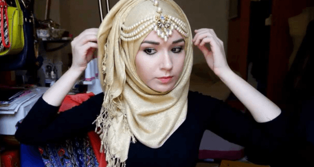 8 Simple Diy Hijab Accessories Tutorials You Can Do Easily