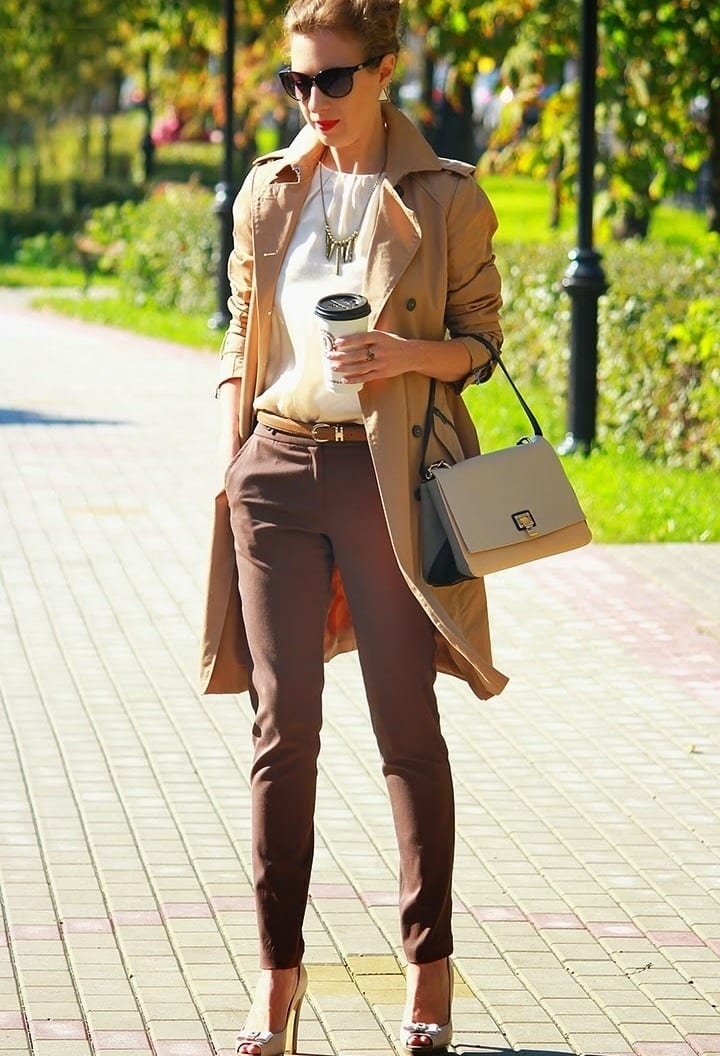 Winter Office Worthy Outfits
