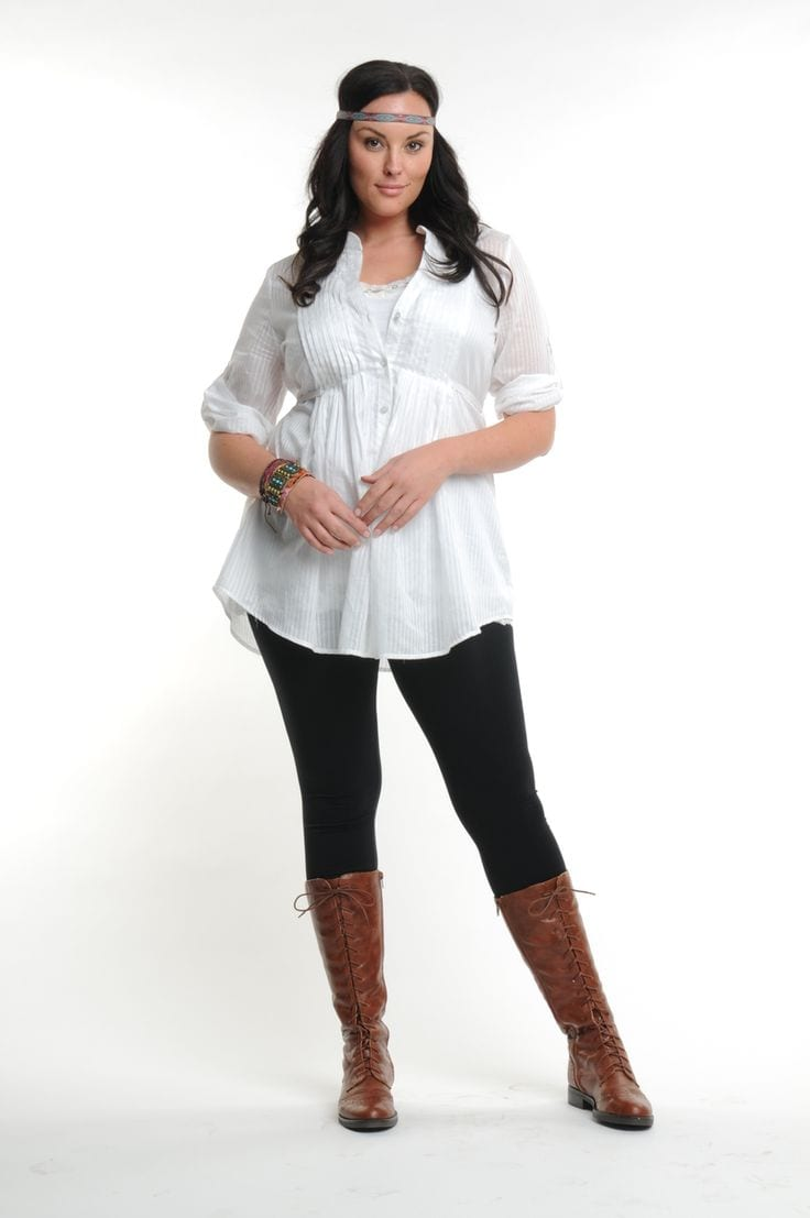 Casual Plus Size Clothing