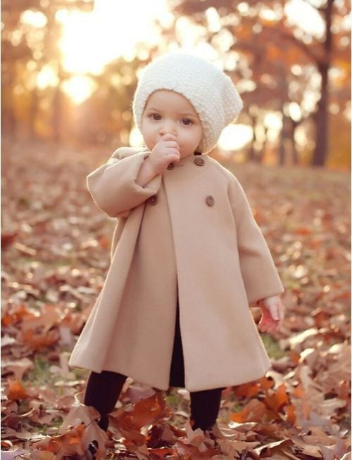 cute baby winter gear