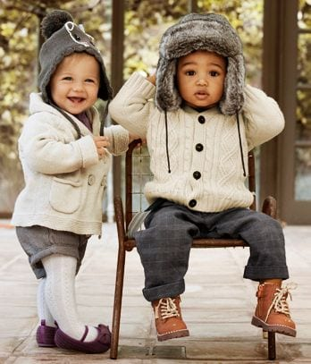 cute winter wear for babies